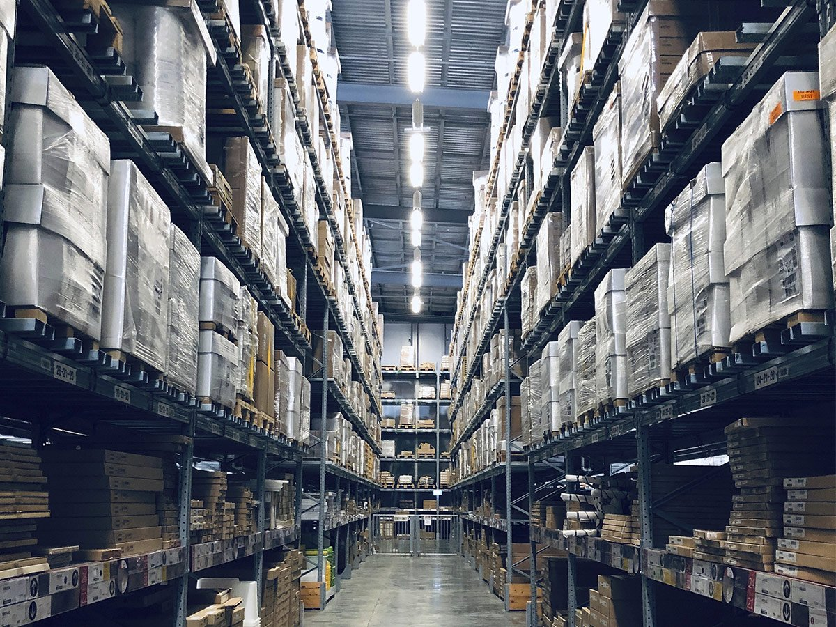 almacenamiento de mercancías en Panamá